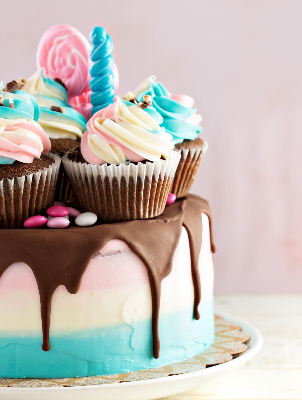 Test dig selv: Hvilken kage er du?