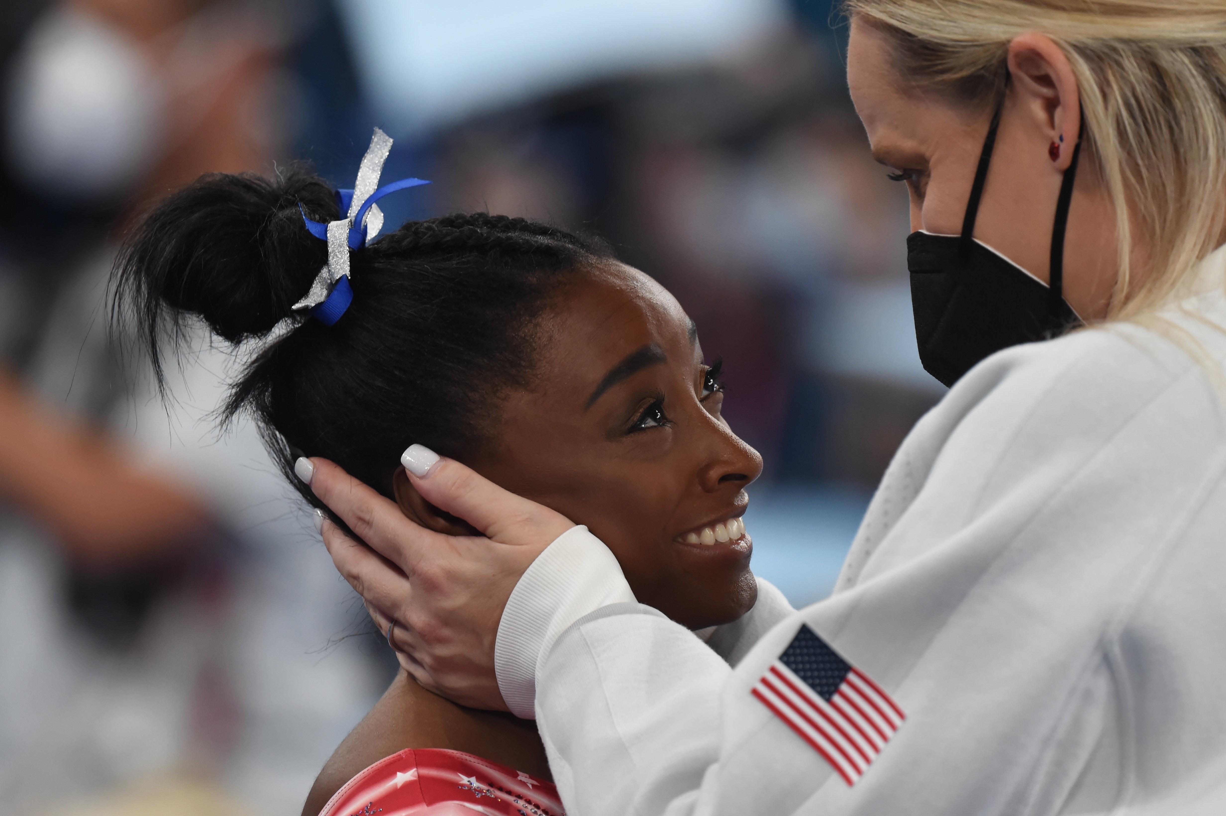 Simone Biles til OL 2021 i Tokyo