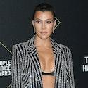 Kourtney Kardashians har fået nyt look