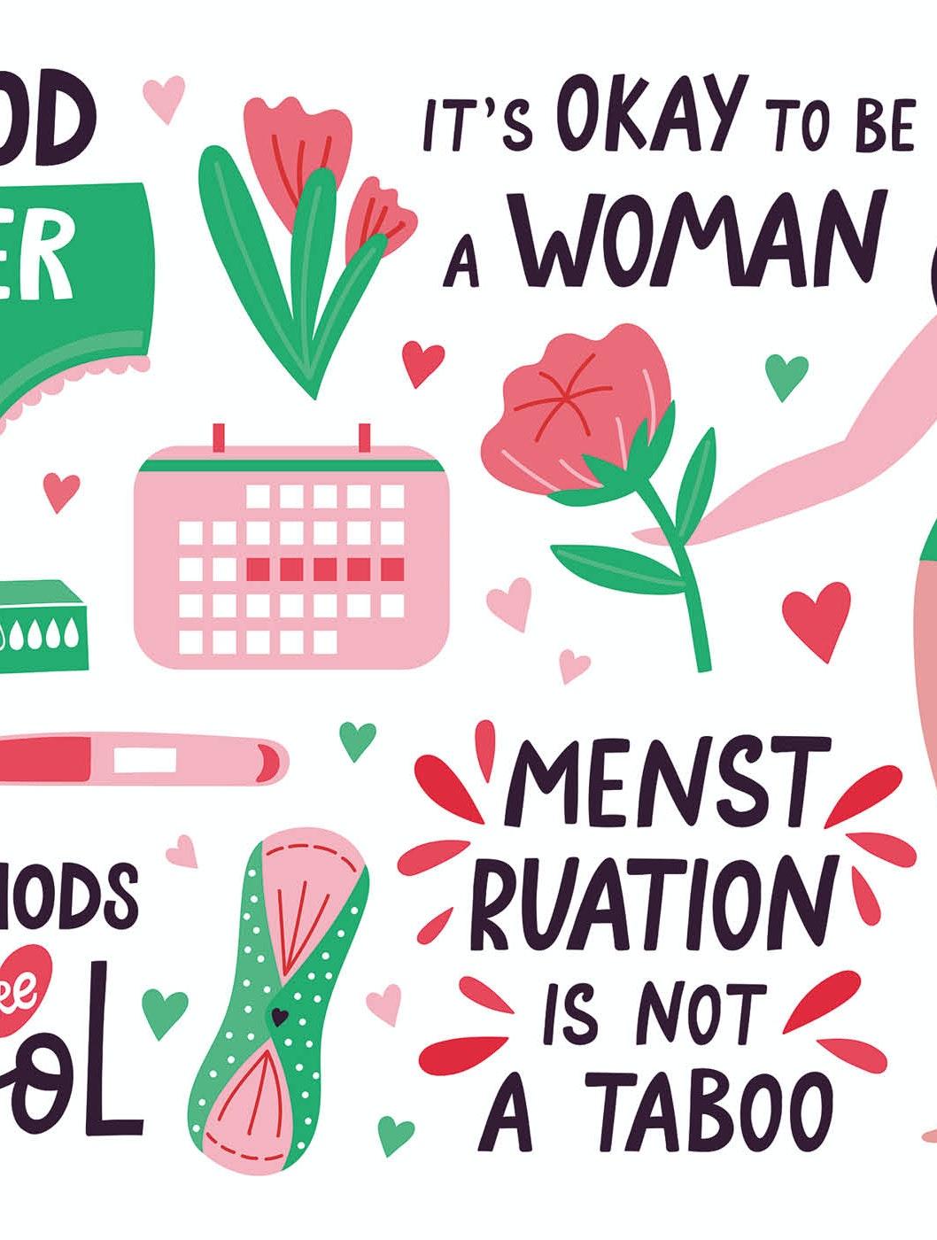 I har spurgt, vi har svaret - her er alt du skal vide om din menstruation