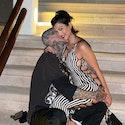 Kourtney Kardashian og Travis Barker på kærestetur i Italien