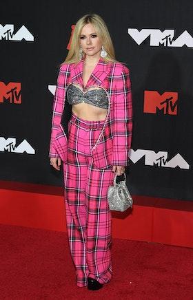 Avril Lavigne til VMA 2021