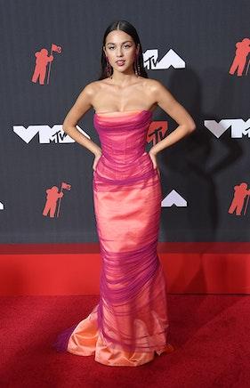Olivia Rodrigo til VMA 2021
