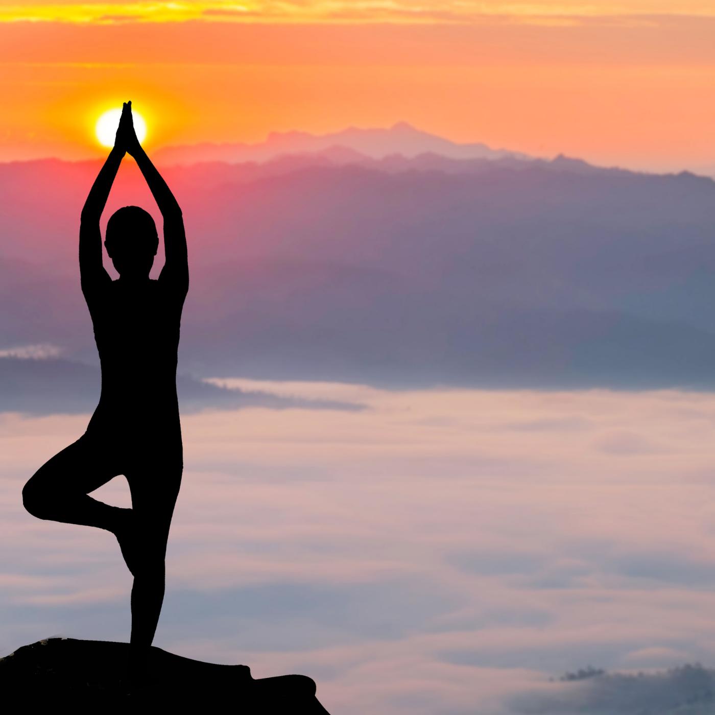 10 gratis yoga og meditations apps