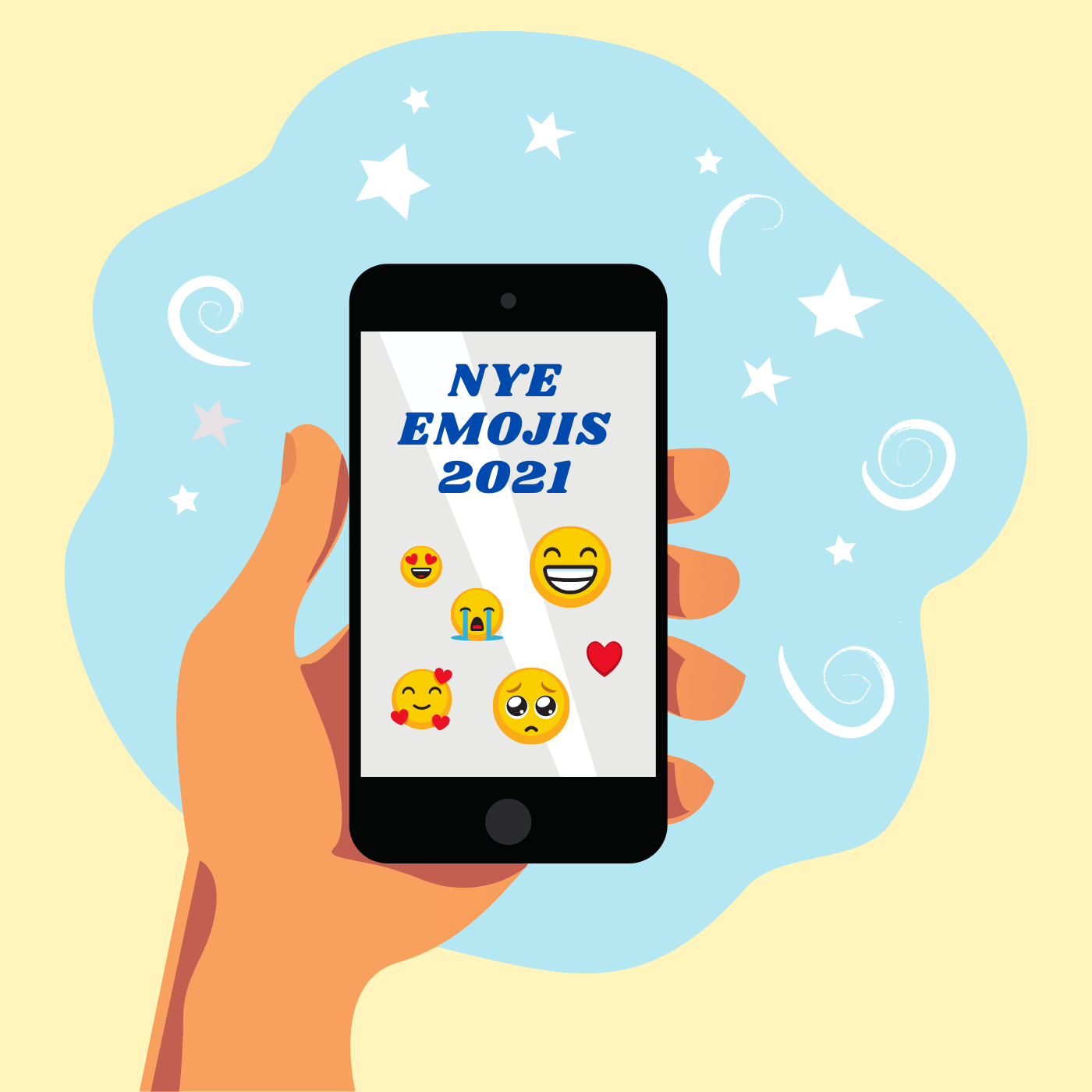 Nye emojis
