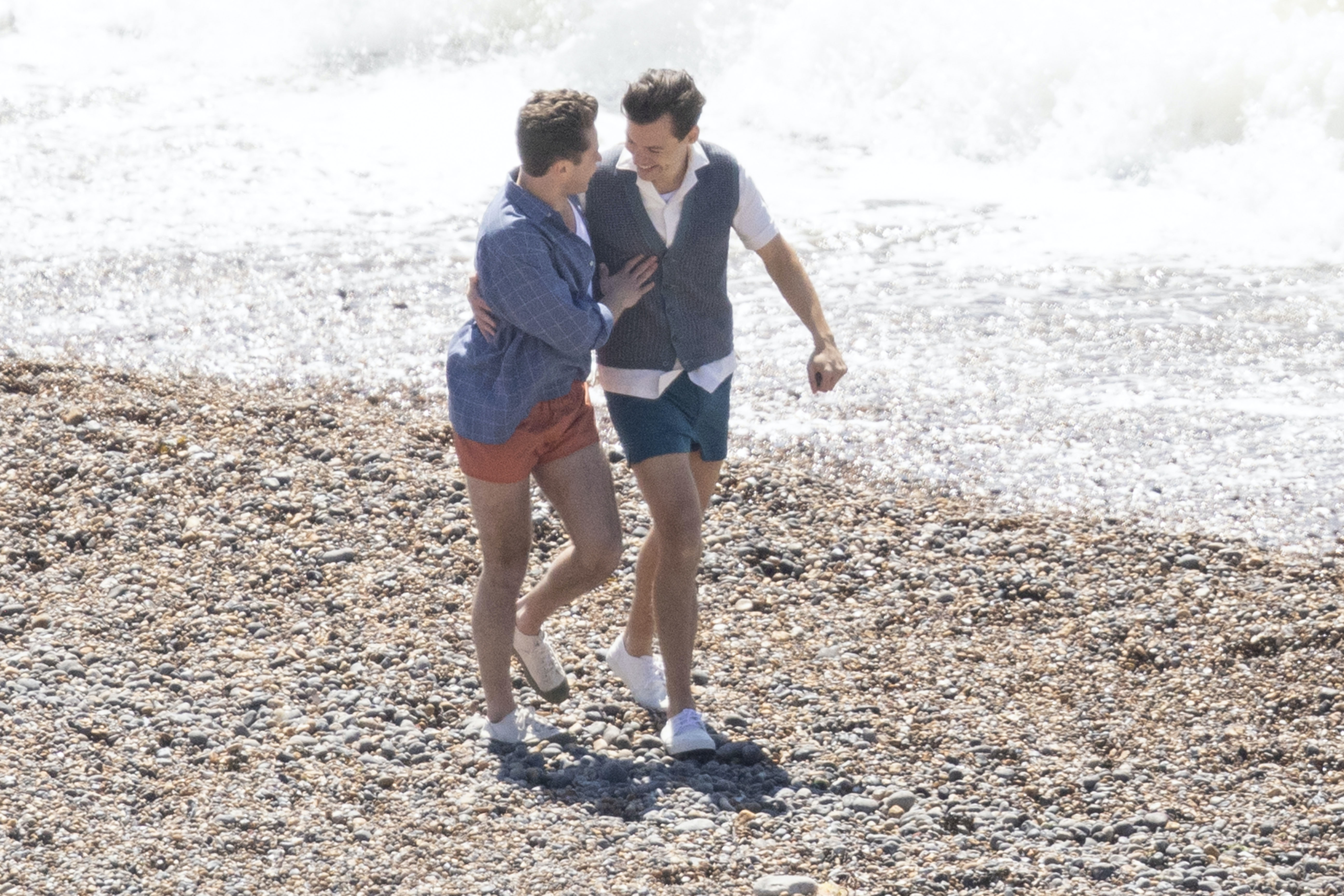 Harry Styles tager internettet med storm: Se hans nye look her