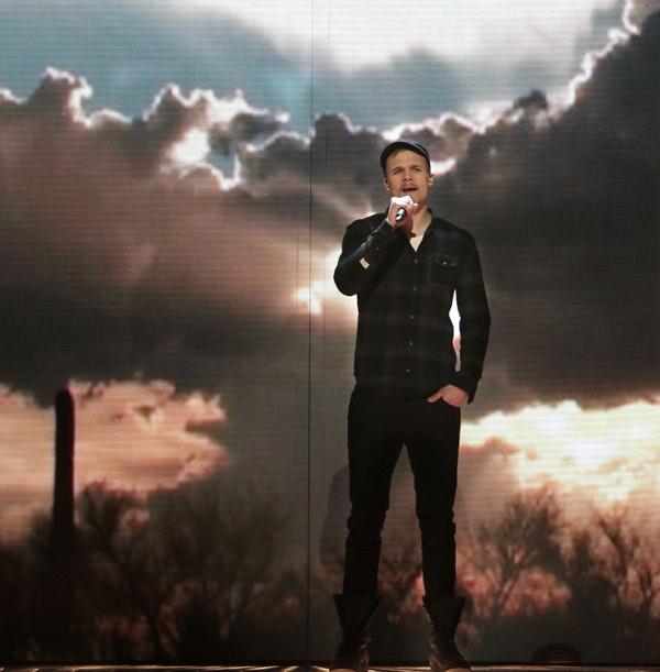 X Factor 2013, Chresten
