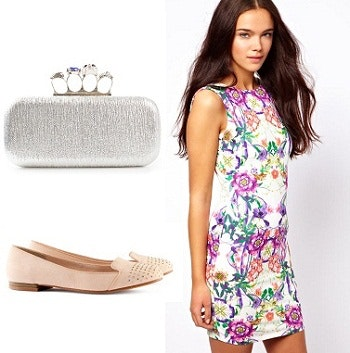 lækker, lime, limegrøn kjole, konfirmation, outfit, tøj, mode, fashion, look, guldsko, glitterpumps, clutch
