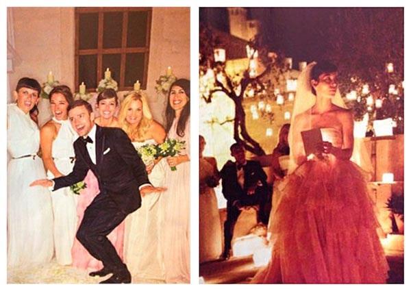 Stjerner, Jessica Biel, Justin Timberlake, bryllup, kærlighed, kjole, brudekjole, skønhed