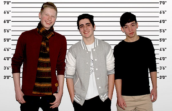 Drengepanel, Emil, Nick