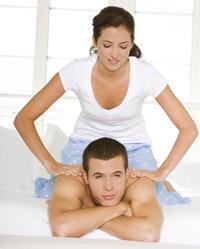 massage, fræk uge