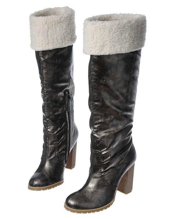 mode, vintermode, vinterstøvler