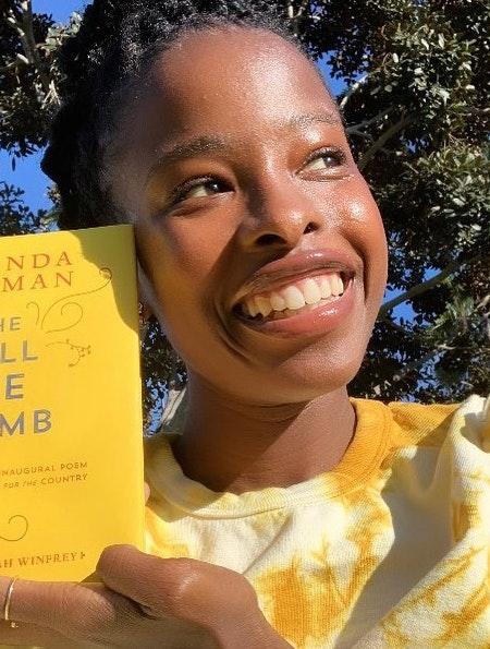 amanda gorman har en ny bog på gaden
