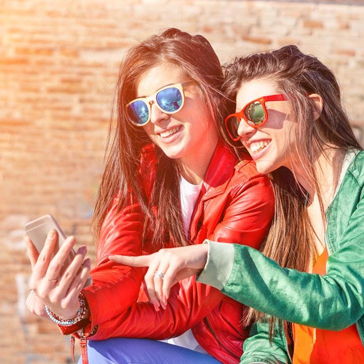 ny app til dig og dine veninder