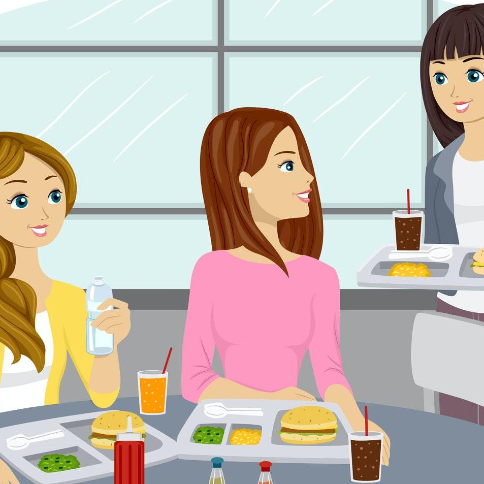 App mod frokostmobning
