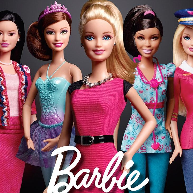 Barbie laver nye, seje dukker
