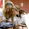 Se det vilde videoer: Internettet går amok over denne 'Gossip Girl'-trend