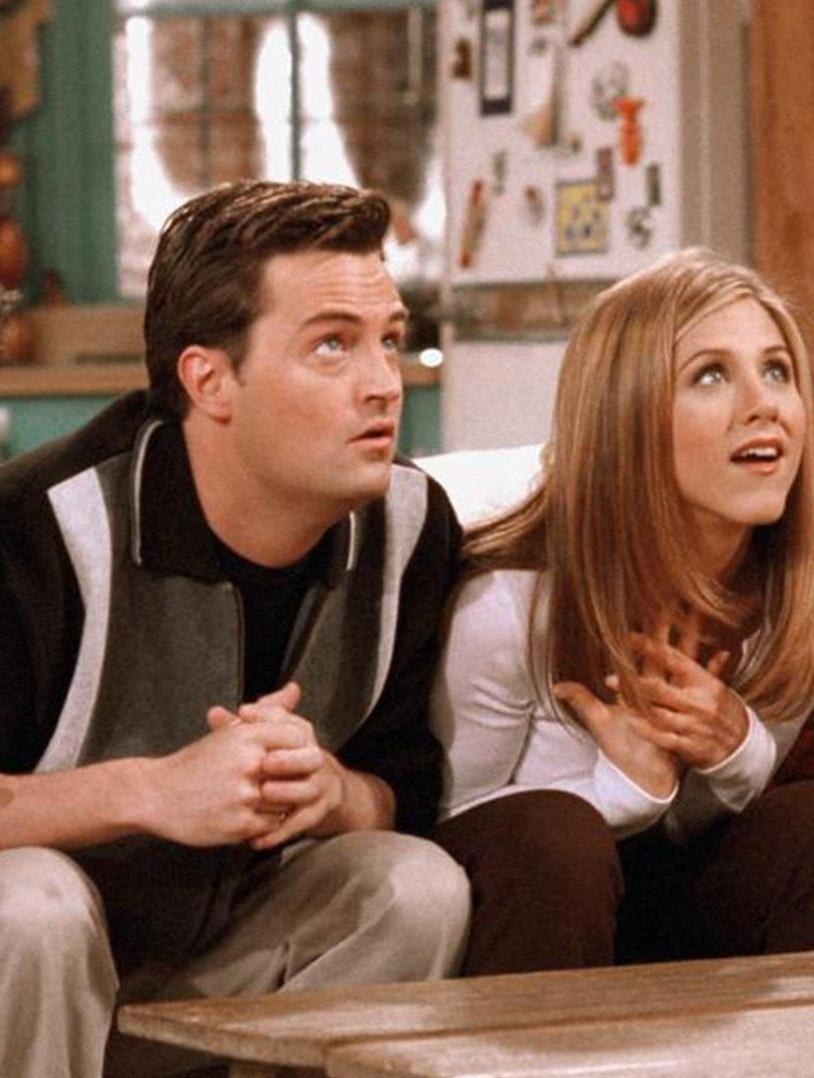 Har du lagt mærke til det Denne 'Friends'-skuespiller havde helt særlig vane