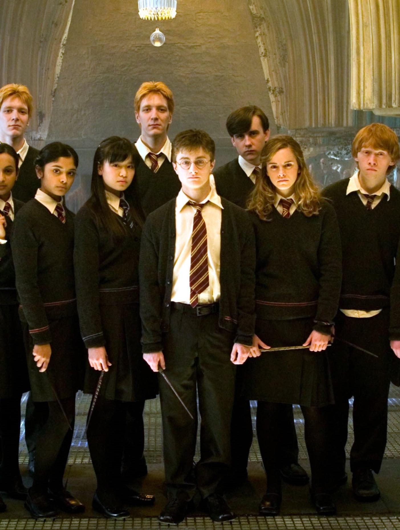 """'Harry Potter'-stjerne om racisme """"De sagde, at jeg skulle ignorere det"""""""