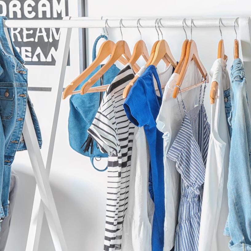 Indlever dit gamle tøj og modtag gavekort til kæmpe modeplatform