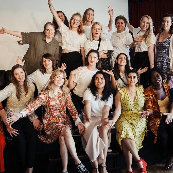 Mød dine nye rollemodeller: Alt, du skal vide om eventet, der giver dig empowerment