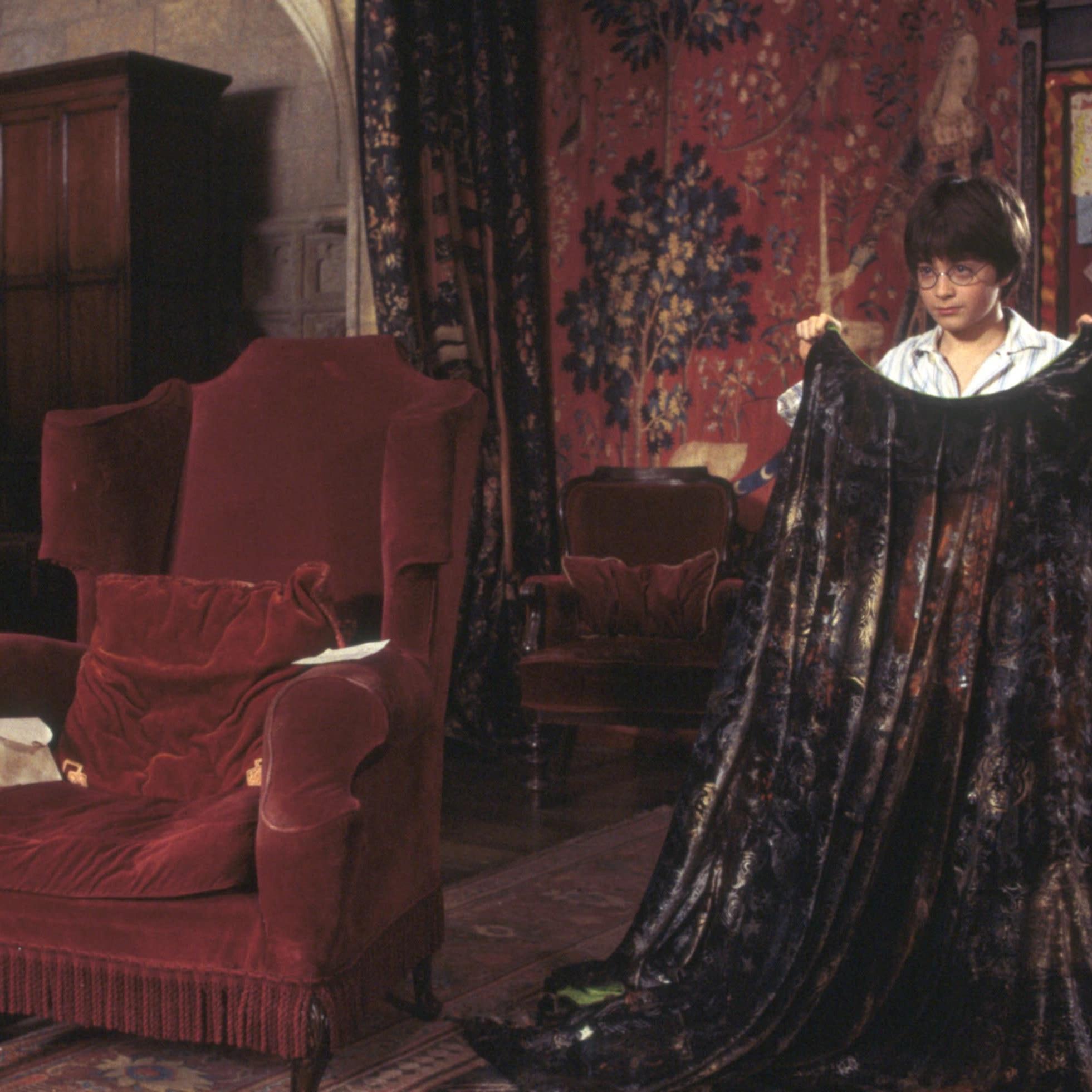 Ny TikTok trend: Sådan bliver du usynlig ligesom Harry Potter