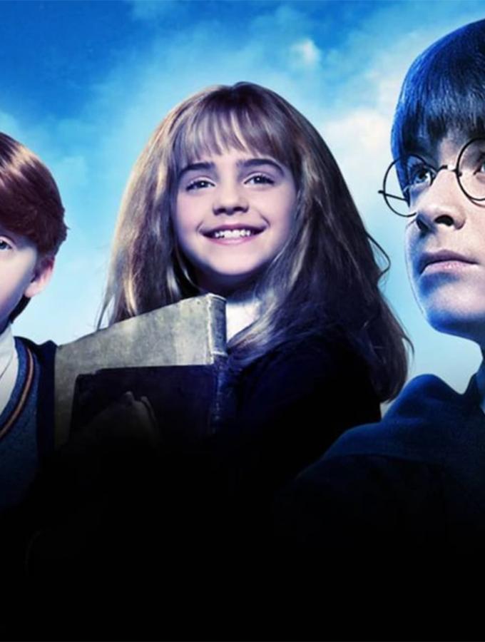 """Rygterne spår: """"Harry Potter""""-serie på vej"""