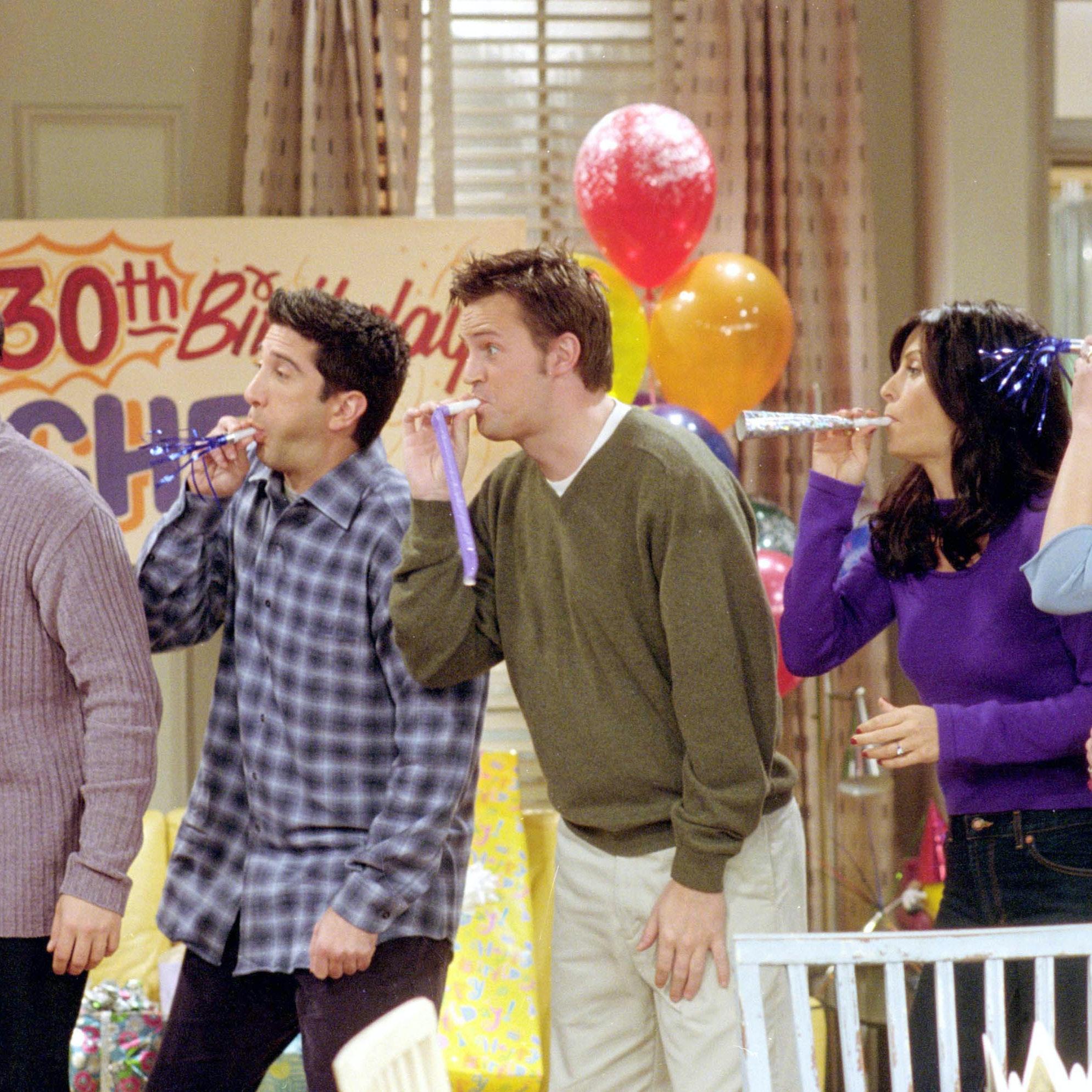 Stor afsløring Justin Bieber og BTS gæster reunion-afsnit af 'Friends'