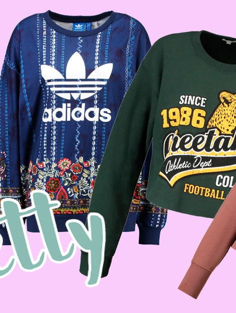 Sweatshirts på udsalg