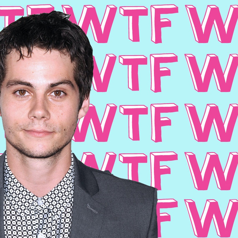 Teen Wolf-stjernen Dylan O'Brien